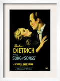 Song of Songs, 1933 Poster
