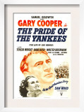 The Pride of the Yankees, 1942 Posters