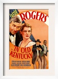 In Old Kentucky, Will Rogers, Dorothy Wilson, Charles Sellon, Bill Robinson,, 1935 Print