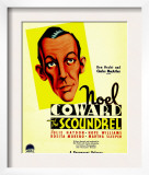 The Scoundrel, Noel Coward on Midget Window Card, 1935 Prints