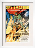 Spy Smasher, Kane Richmond in 'Chapter 1: America Beware', 1942 Prints