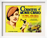 Countess of Monte Cristo, Fay Wray, Paul Lukas, 1934 Art