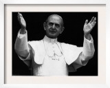 Pope Paul VI, Early 1970s Posters