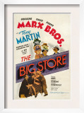 The Big Store, the Marx Brothers, 1941 Prints