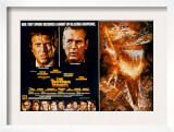 The Towering Inferno, Steve McQueen, Paul Newman, 1974 Posters