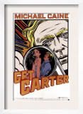 Get Carter, Michael Caine, 1971 Prints