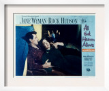 All That Heaven Allows, Rock Hudson, Jane Wyman, 1955 Poster