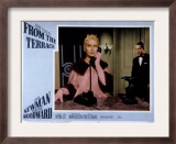 From the Terrace, Joanne Woodward, Paul Newman, 1960 Prints