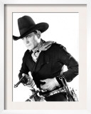 Portrait of Buck Jones, c.1930s Poster