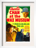 Charlie Chan at the Wax Museum, Sidney Toler (Top Right), Joan Valerie, Marc Lawrence, 1940 Prints