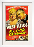 My Little Chickadee, Mae West, W.C. Fields, 1940 Art