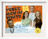 Three Men in White, Lionel Barrymore, Ava Gardner, Van Johnson, Marilyn Maxwell, 1944 Prints