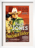 Sundown Rider, Barbara Weeks, Buck Jones, 1932 Posters