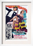The Belle of New York, Fred Astaire, Vera-Ellen, 1952 Prints