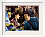 The Spoilers, Margaret Lindsay, John Wayne 1942 Prints