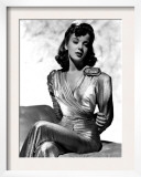 Portrait of Ida Lupino Print