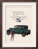 Buick, Magazine Advertisement, USA, 1927 Print