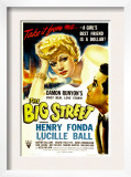The Big Street, Lucille Ball, 1942 Posters