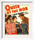 Queen of the Mob, 1940 Print