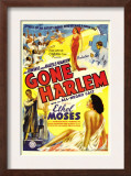 Gone Harlem, Ethel Moses, 1938 Prints