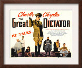 The Great Dictator, 1940 Poster