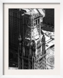 The Top of the Woolworth Building, New York City, May 1, 1972 Prints