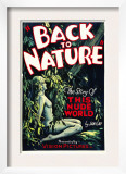 Back to Nature, 1933 Prints