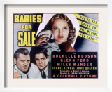 Babies for Sale, Glenn Ford, 1940 Prints