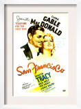San Francisco, Clark Gable, Jeanette Macdonald, 1936 Prints