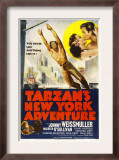 Tarzan's New York Adventure, 1942 Prints