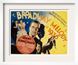 Broadway Melody of 1936, Eleanor Powell, Robert Taylor, Jack Benny, 1935 Poster