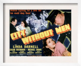 City Without Men, Linda Darnell, 1943 Posters