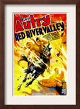 Red River Valley, Gene Autry, 1936 Prints