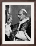 Pope Paul VI, Early 1970s Prints