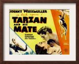 Tarzan and His Mate, 1934 Posters