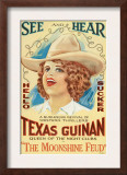 The Moonshine Feud, Texas Guinan, 1920 Posters