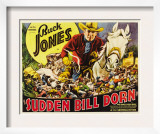Sudden Bill Dorn, 1937 Posters