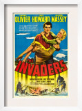 The Invaders (Aka 49th Parallel), Laurence Olivier, Glynis Johns, 1941 Posters