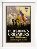 Pershing's Crusaders, 1918 Art
