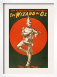 The Tin Man from The Wizard of Oz アート