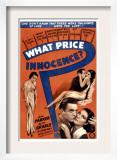 What Price Innocence, (Shall the Children Pay), 1933 Prints