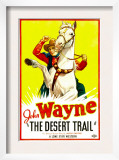 The Desert Trail, John Wayne, 1935 Prints