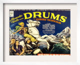 Drums, Valerie Hobson, Sabu, 1938 Prints