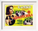 Ninotchka, Greta Garbo, Felix Bressart, Greta Garbo, Sig Rumann, 1939 Prints