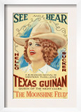 The Moonshine Feud, Texas Guinan, 1920 Art