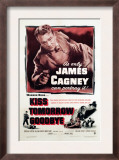 Kiss Tomorrow Goodbye, James Cagney, 1950 Posters