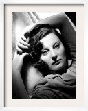 Portrait of Michele Morgan, c.1941 Print