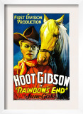 Rainbow's End, Hoot Gibson, 1935 Prints