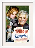 Dimples, Shirley Temple, Frank Morgan, 1936 Prints