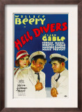 Hell Divers, Dorothy Jordan, Wallace Beery, Clark Gable, 1932 Posters